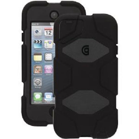 Griffin Survivor Case for iPod touch 6TH/5TH GEN Black