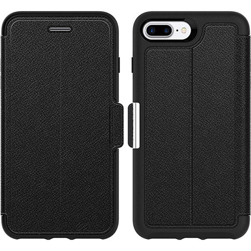 place to buy classic and elegant Otterbox Strada Leather Card Folio Case For Iphone 8 Plus/7 Plus - Black. Free express shipping australia wide.