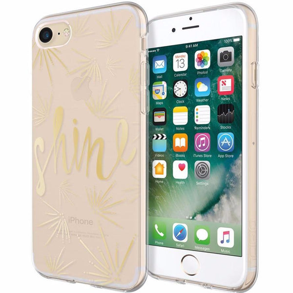 Buy genuine from authorized distributor Incipio Design Series Metallic foil accented Case for iPhone 8/iPhone 7 - Shine australia