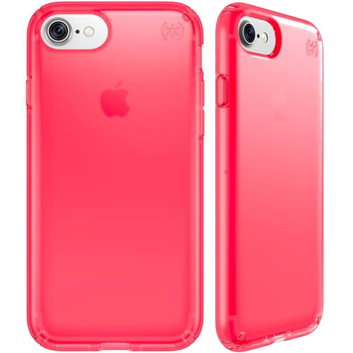 place to buy Speck Presidio Clear Neon Impactium cute and tough Case For Iphone 8/7/6S - Shocking Pink. Official store offer best price and free shipping express Australia wide.