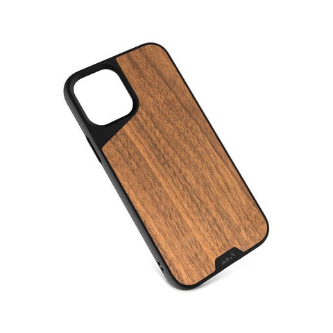 iPhone 12 mini rugged Case Australia with wood style case from mous australia