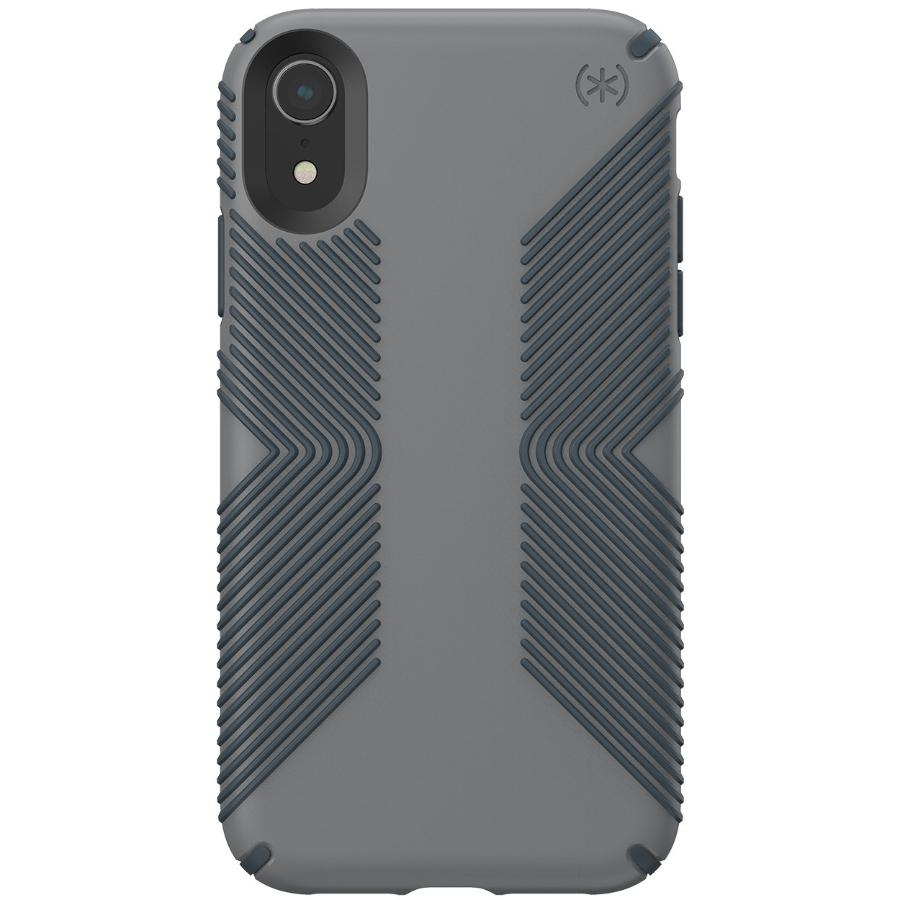 grey with grip new iphone XR case Australia from speck Australia Stock