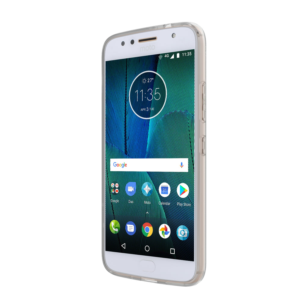 Incipio Ngp Pure Slim Polymer Case For Moto G5s Plus Clear Australia Stock