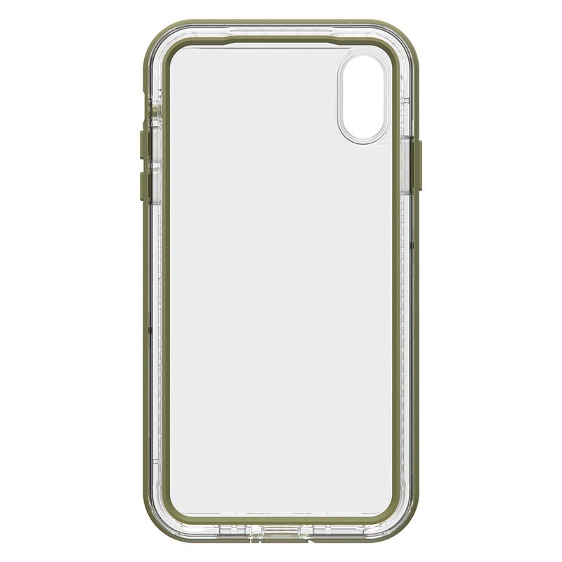 front view from rugged clear nest series case from lifeproof Australia Stock