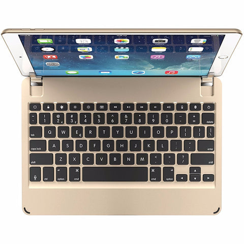 BRYDGE 10.5 BLUETOOTH KEYBOARD FOR IPAD PRO 10.5 - GOLD