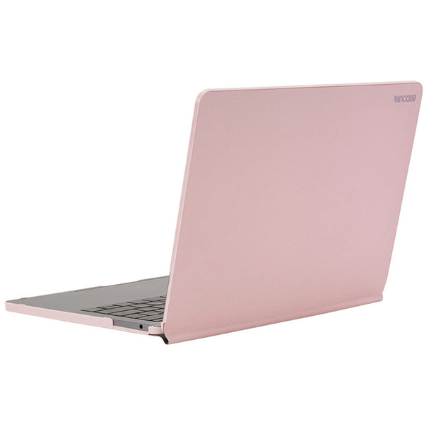 INCASE SNAP JACKET PROTECTIVE CASE FOR MACBOOK PRO 15 W/TOUCH BAR - ROSE QUARTZ