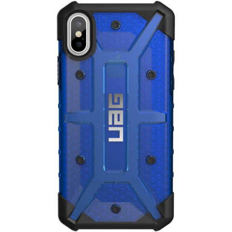 Shop Australia stock UAG PLASMA ARMOR CLEAR SHELL CASE FOR iPHONE XS/X - COBALT with free shipping online. Shop UAG collections with afterpay