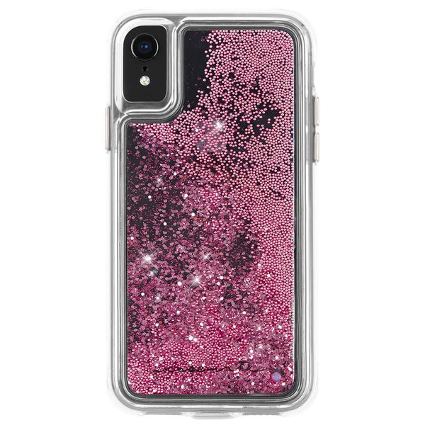 Grab it fast while stock last WATERFALL GLITTER CASE FOR IPHONE XR - ROSE GOLD from CASEMATE with free shipping Australia wide.