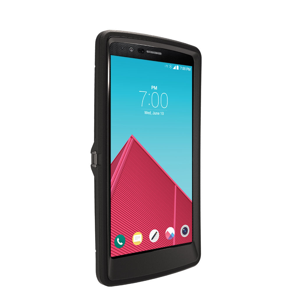 Shop Australia stock OtterBox Defender Series Case for LG G4 - Black with free shipping online. Shop OtterBox collections with afterpay Australia Stock