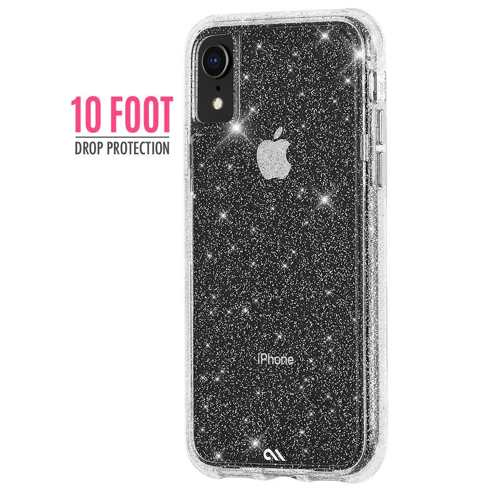 CASEMATE SHEER CRYSTAL PROTECTIVE CASE FOR IPHONE XR - CLEAR Australia Stock