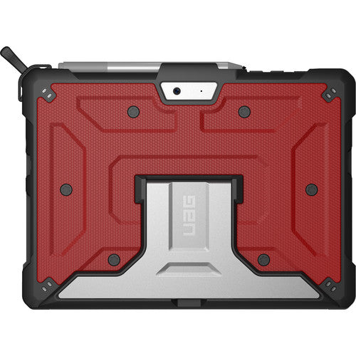 Uag Metropolis Rugged Case For Microsoft Surface Go Magma Australia