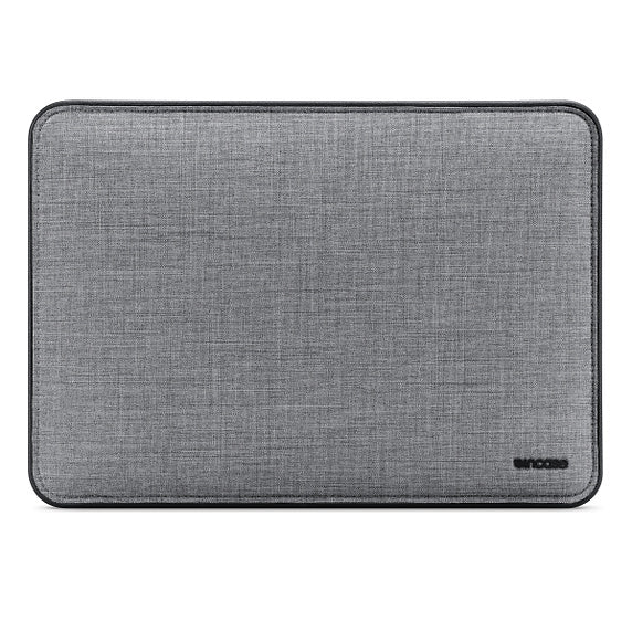 Incase Icon Sleeve With Woolenex For Macbook Pro 15 Inch W/touch Bar Asphalt Grey