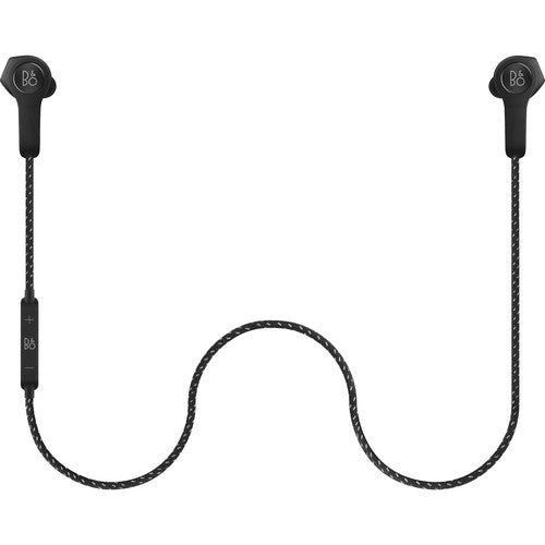 B&O PLAY BY BANG & OLUFSEN BEOPLAY H5 WIRELESS BLUETOOTH EARPHONES  - BLACK Australia Stock
