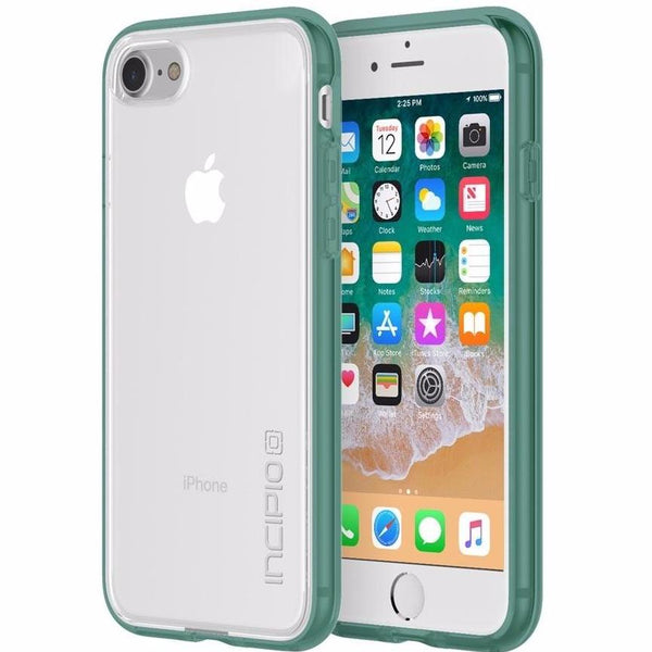 authorized and official distributor for incipio octane pure translucent co-molded case for new iphone 8 or iphone 7 mint color free shipping australia wide