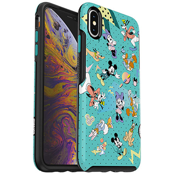 buy online iphone xs max designer case woman cute case minnie mouse disney series symmetry.