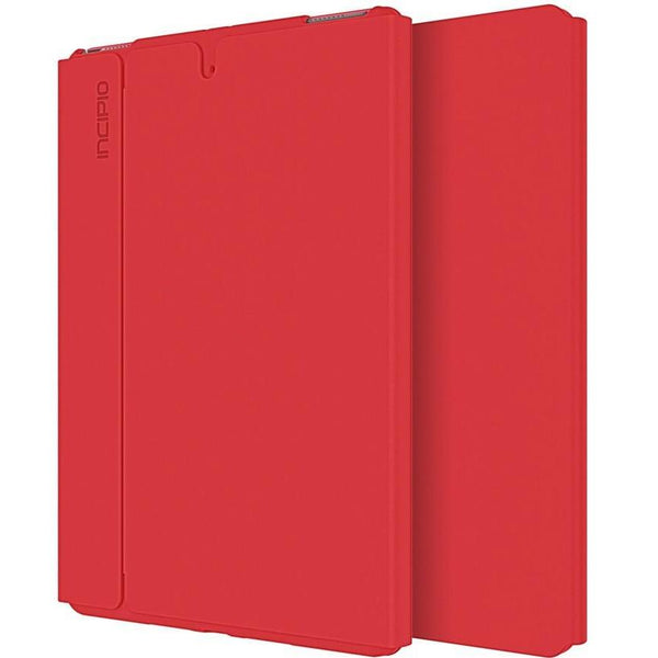 best deals and prices place to buy or shop Incipio Faraday Folio Case With Magnetic Fold Over Closure For Ipad Air 10.5 Inch (2019)/Ipad Pro 10.5 (2017)- Red. Free Australia wide express shipping from authorized distributor and official trusted online store Syntricate.