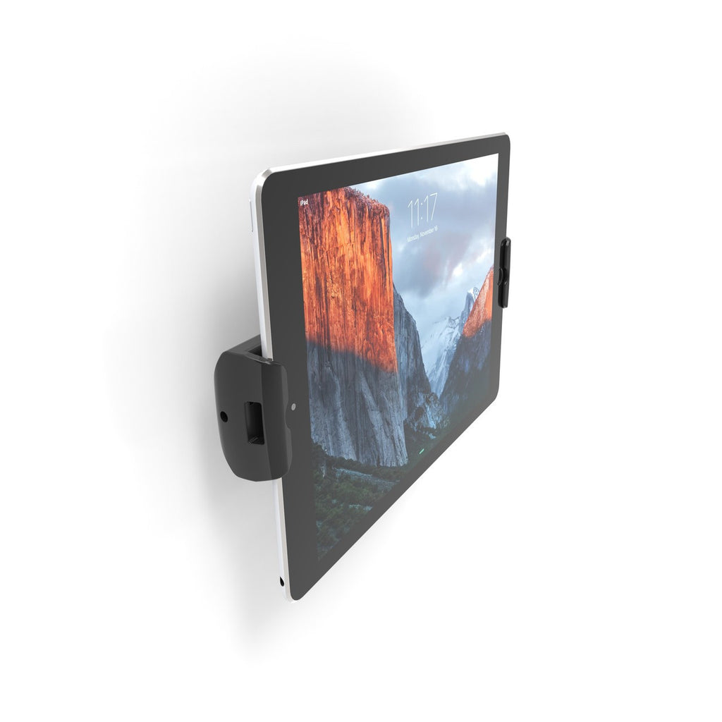 MacLocks Cling 2.0 Universal Tablet Security Wall Vesa Mount - Black Australia Stock