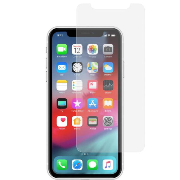 buy online 25 pack tempered glass screen protector for iphone x/xs