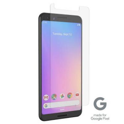 Get the latest INVISIBLESHIELD GALSS+ TEMPERED SCREEN PROTECTOR FOR GOOGLE PIXEL 3 FROM ZAGG with free shipping online.