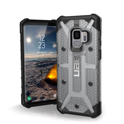 UAG PLASMA ARMOR SHELL CASE FOR GALAXY S9 - ICE