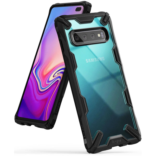 Shop Australia stock Ringke Fusion X Rugged Case For Galaxy S10 5G - Black with free shipping online. Shop Ringke collections with afterpay