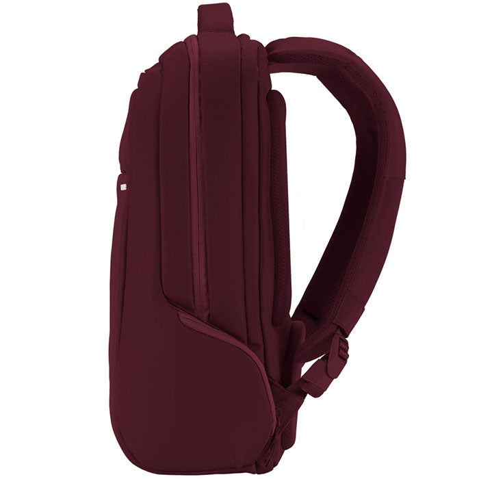 online store to get incase icon slim backpack bag for macbook deep red tab, ipad, tablet, notebook, laptop, netbook Australia Stock