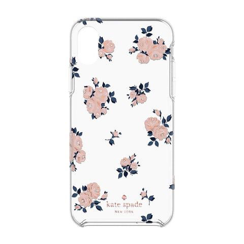 Shop Australia stock KATE SPADE NEW YORK PROTECTIVE HARDSHELL CASE FOR IPHONE XS MAX - HAPPY ROSE PINK/NAVY with free shipping online. Shop Kate Spade New York collections with afterpay