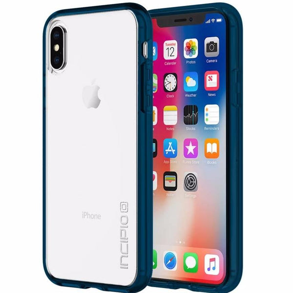 One stop shopping for official store Incipio Octane Pure Translucent Co-Molded Case For Iphone XS/X - Navy. Free Express shipping Australia wide.