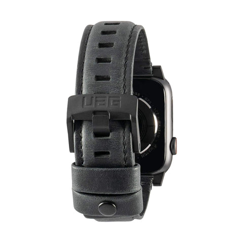 Shop Australia stock UAG LEATHER WATCH STRAP FOR APPLE WATCH 44 mm/42 mm - BLACK with free shipping online. Shop UAG collections with afterpay
