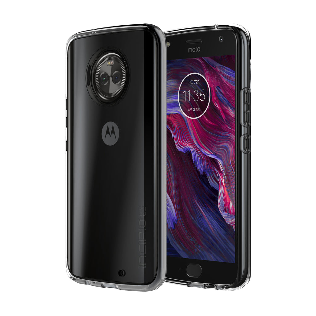 Incipio Ngp Pure Slim Polymer Case For Moto X4 Clear Australia Stock