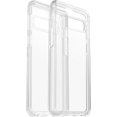 symmetry clear case from otterbox for new samsung galaxy s10