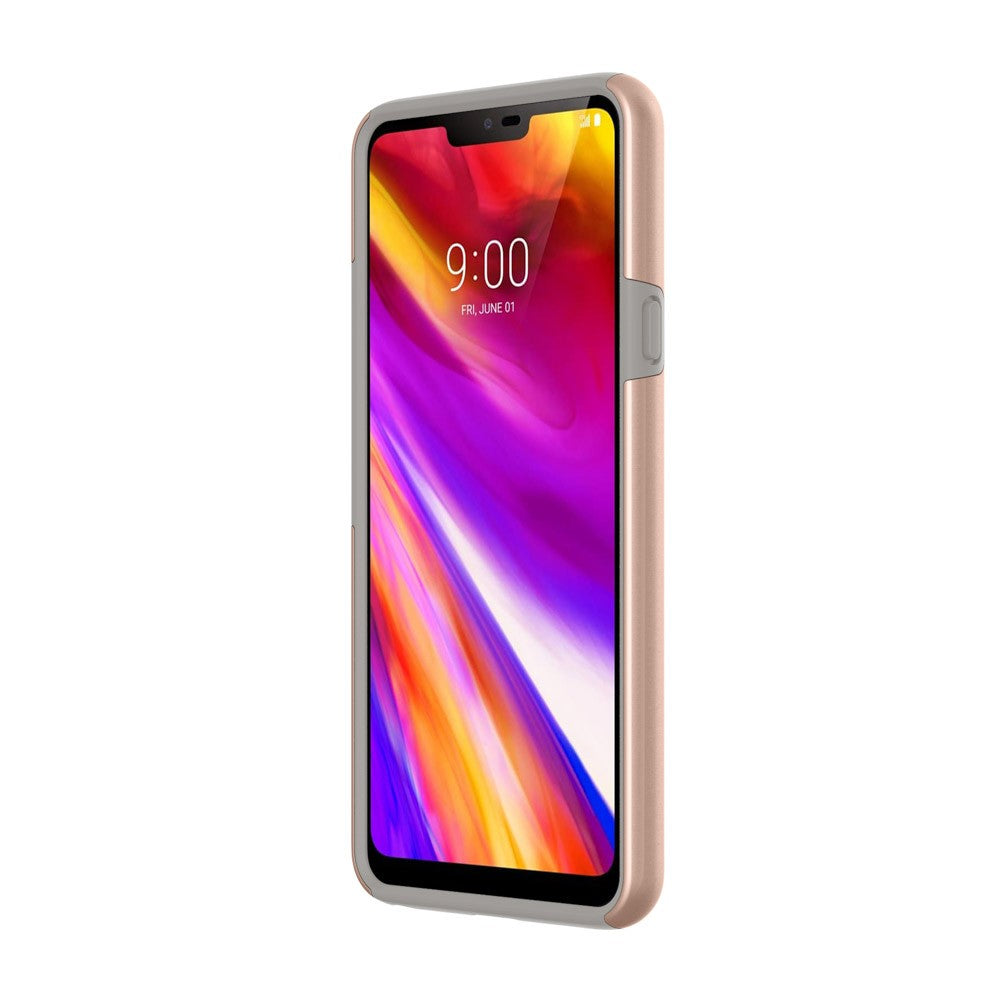 Shop Australia stock INCIPIO DUALPRO THE ORIGINAL DUAL LAYER CASE FOR LG G7 THINQ  - IRIDESCENT ROSE GOLD with free shipping online. Shop Incipio collections with afterpay Australia Stock