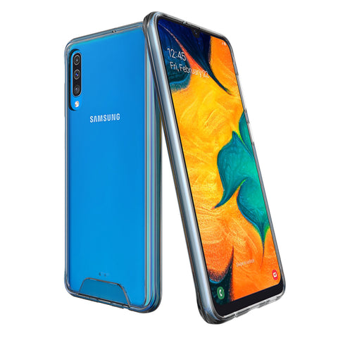 shop online rugged clear case for samsung galaxy a50 australia