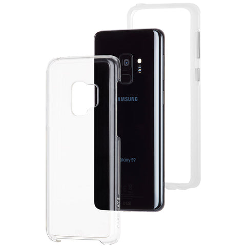 CASEMATE NAKED TOUGH CLEAR CASE FOR GALAXY S9 - CLEAR