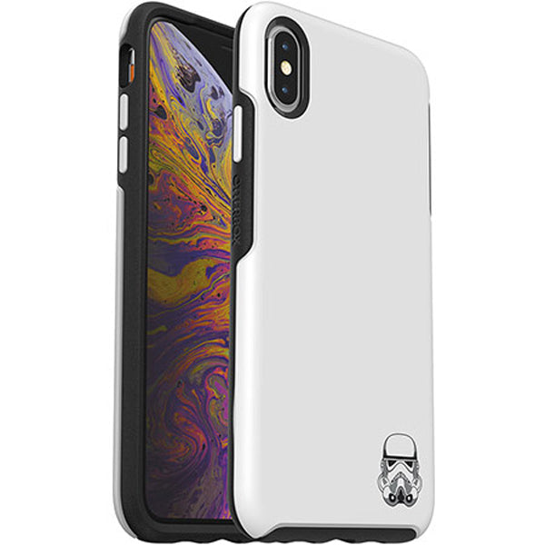 Buy new otterbox case with inspired design from star wars for your iphone x/xs with free shipping Australia wide.