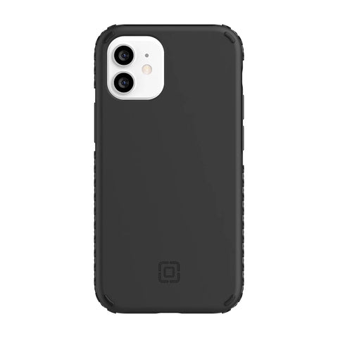 "INCIPIO Grip Case For iPhone 12 Mini (5.4"") - Black"