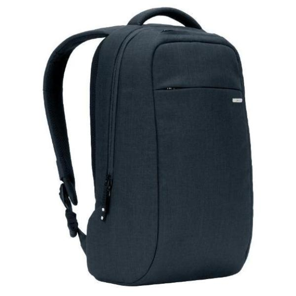 INCASE ICON LITE BACKPACK WITH WOOLNEX FOR MACBOOK UPTO 15 INCH - HEATHER NAVY Australia Stock