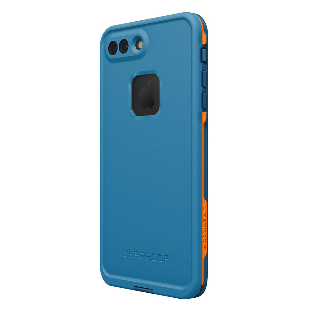 iPhone 7+ Plus Lifeproof Fre Built-in Scratch Protector Waterproof Blue Case Australia best deals for cheapest and lowest price. Australia Stock