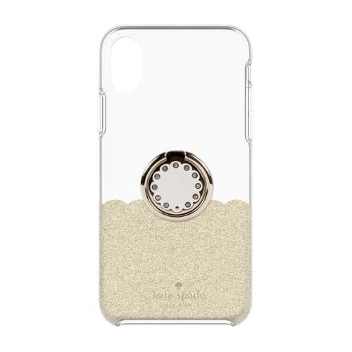 gold case with ring for iphone xr for women