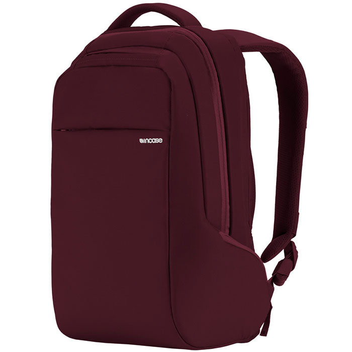 the best online store to find incase icon slim backpack bag for macbook deep red tab, ipad, tablet, notebook, laptop, netbook Australia Stock