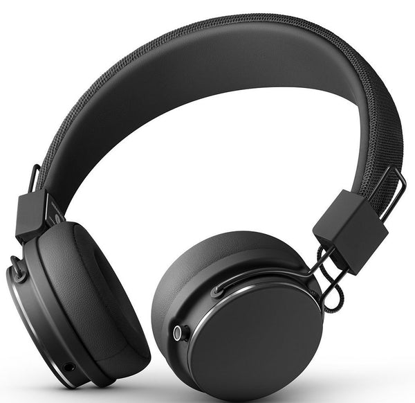 urbanears plattan 2 classic bluetooth on-ear headphones - black colour