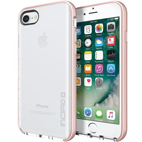 The one and only trusted online store with best price and deals for Incipio Octane Lux Metallic Accented Bumpers Case For Iphone 8/7 - Rose Gold. Free express shipping Australia from authorized distributor and official store Syntricate.