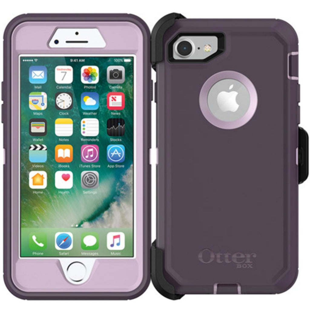 place to buy sell otterbox defender rugged case for iphone 8/7 - purple nebula australia. Free express shipping Australia satisfied guarantee. Australia Stock