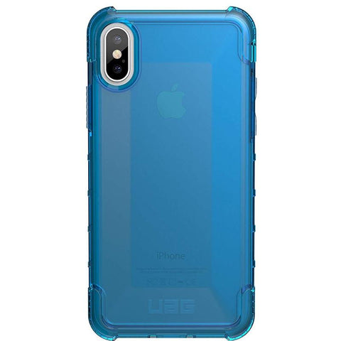 Shop UAG Blue Plyo case for iPhone XS max with free shipping