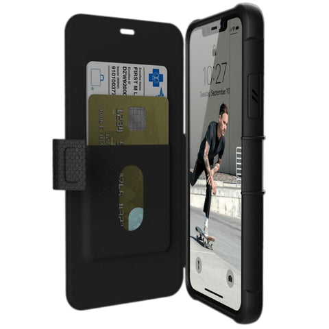 iphone 11 pro max wallet case from uag australia. buy online with free shipping australia wide