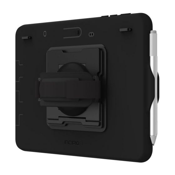 Shop Australia stock INCIPIO CAPTURE ULTRA RUGGED CASE WITH ROTATING HAND STRAP FOR SURFACE GO - BLACK with free shipping online. Shop Incipio collections with afterpay Australia Stock
