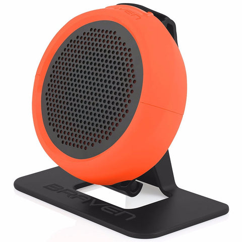 Braven 105 Portable Wireless Compact Speaker [WaterProof] - Sunset