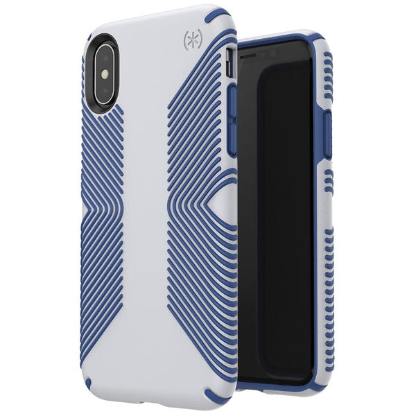 blue grey dual tone case for iPhone Xs & iPhone X. style your new iphone with this speck from $49.95