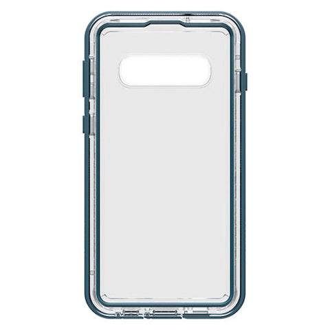 new samsung rugged clear case from lifeproof