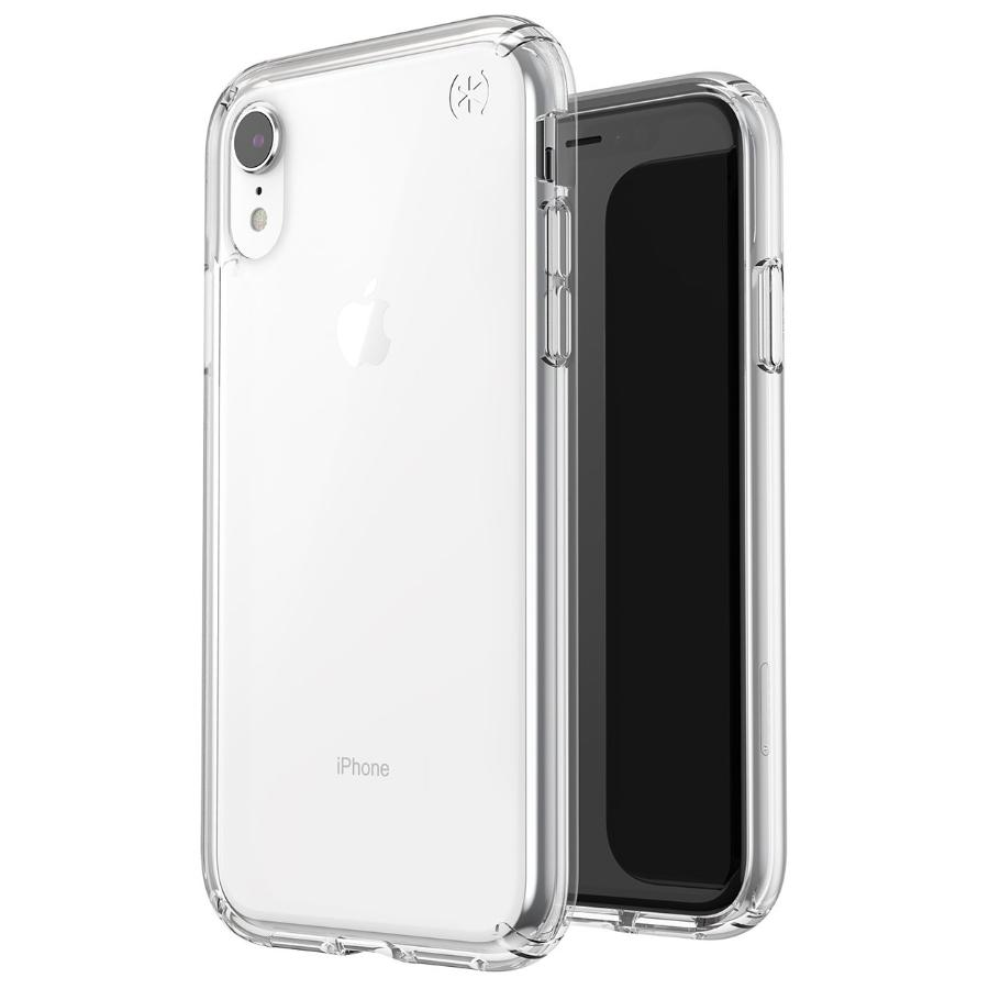 size 40 9f3df 886db SPECK PRESIDIO STAY CLEAR IMPACTIUM CASE FOR IPHONE XR - CLEAR